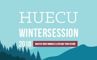 HUECU WinterSession 2018 graphic